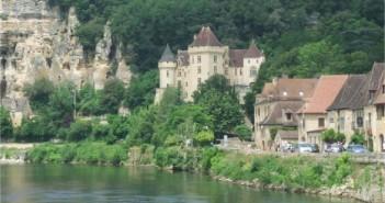 Kajaktour auf der Dordogne