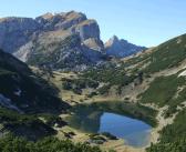 Geocaching – Das blaue Auge des Rofan