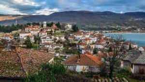 Geführte Wohnmobilreise Albanien Ohrid See