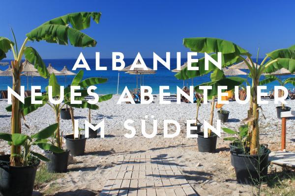 Geführte Wohnmobilreise Albanien Titelbild